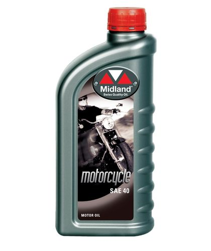 Midland Motorcycle 40 Motor Oil 1 L