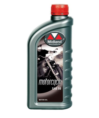 Midland Motorcycle 50 Motor Oil 1L