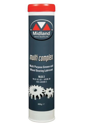 Midland Multi Complex NLGI 2 Grease 400 g